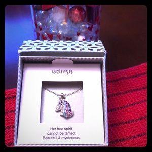 Unicorn 🦄 girls necklace